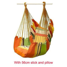 Load image into Gallery viewer, Fabric Macrame Hammock - decoratebyyou