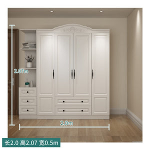 Wardrobe and Top Cabinet Simple Modern - decoratebyyou