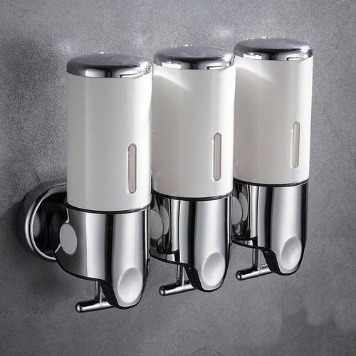 Luxury Soap Dispenser Wall Mount - decoratebyyou