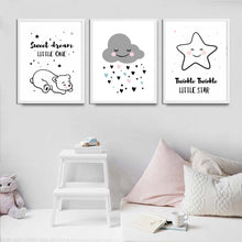 Load image into Gallery viewer, Wall Picture For Children  Room - decoratebyyou