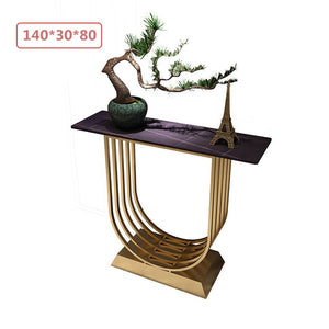 Italian-Style Light Luxury hall Table - decoratebyyou