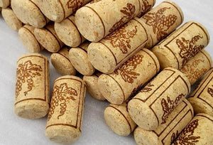1000pcs/lot New Unused Straight Natural Cork Wine Bottle Stopper - decoratebyyou