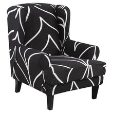 Load image into Gallery viewer, Solid Color Arm Back Chair Cover - decoratebyyou