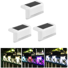 Load image into Gallery viewer, 4pcs LED Solar Path Stair Lights - decoratebyyou