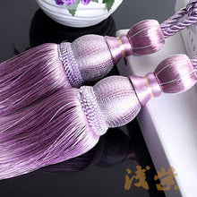 Load image into Gallery viewer, Tassel Tieback Buckle Home Decoration - decoratebyyou