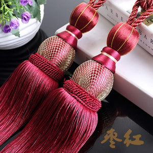 Tassel Tieback Buckle Home Decoration - decoratebyyou
