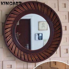 Load image into Gallery viewer, Round Wall Mirror - decoratebyyou