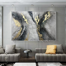 Load image into Gallery viewer, Abstract Oil Painting On Canvas - decoratebyyou