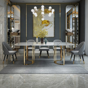 Luxury Modern  Dining Table - decoratebyyou