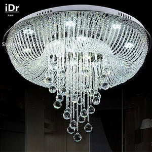 Stylish circular living room Chandelier - decoratebyyou