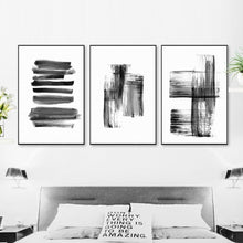 Load image into Gallery viewer, Abstract Graffiti Ins Black and White - decoratebyyou