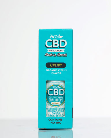 CBD Oral Drops *Full Spectrum*