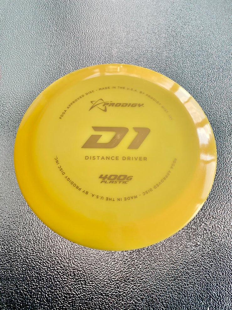 d1 yellow  400g plastic 164 gr