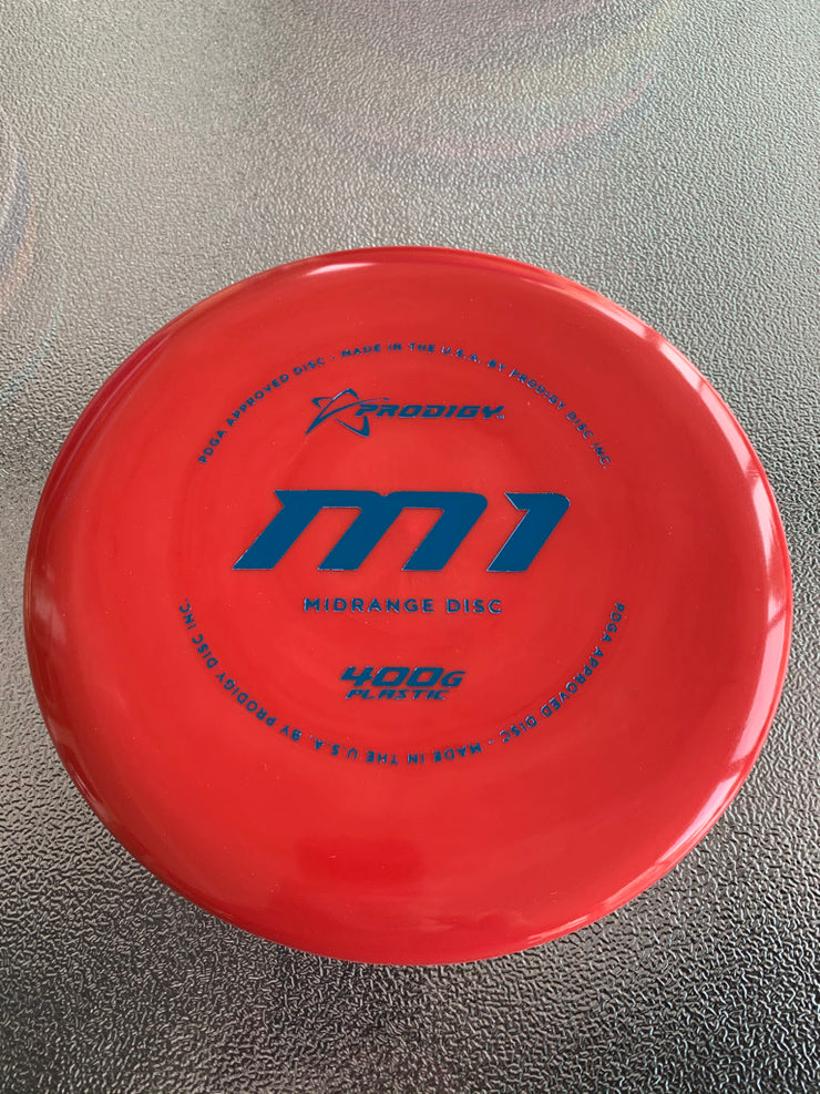M1 red  400g plastic 179
