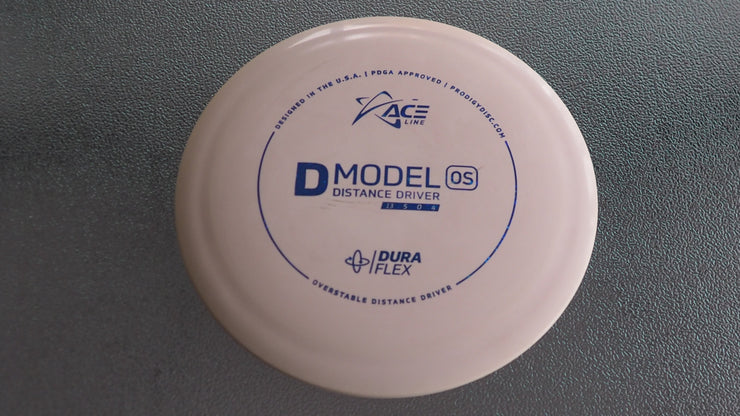 Pink light D model os  under stamped 175g