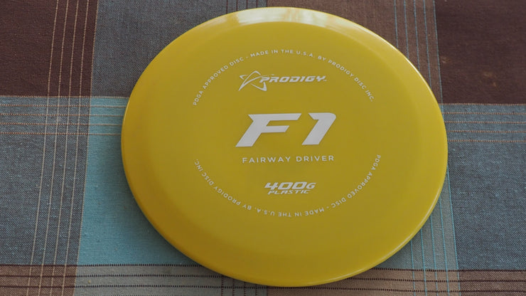 165 yellow f-1 400g under stamped
