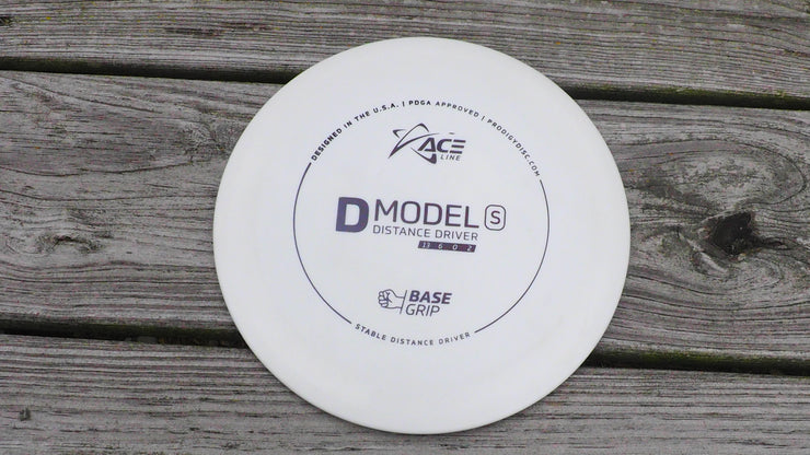 D- Model   (s)  Base Grip  173G  white