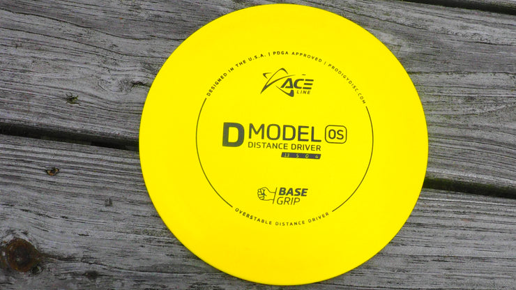 D Model Base Grip  170  (OS)   yellow