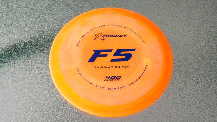 PRODIGY F5 400G PLASTIC 175 g orange