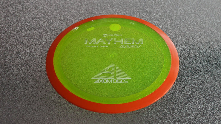 Mayhem protron lime orange 173
