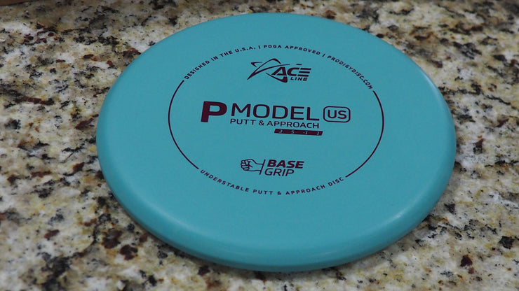 ACE LINE P MODEL  US  BASE GRIP green  174 gr