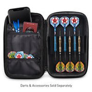 Shot Tactical Darts Case-Two Set Dart Wallet-Black