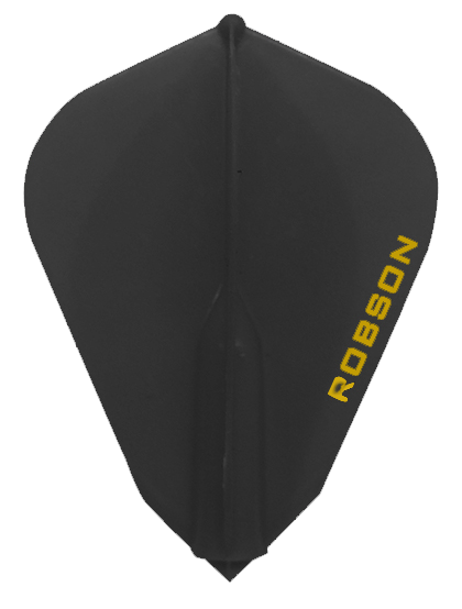 Robson Plus Flights F-Shape Black