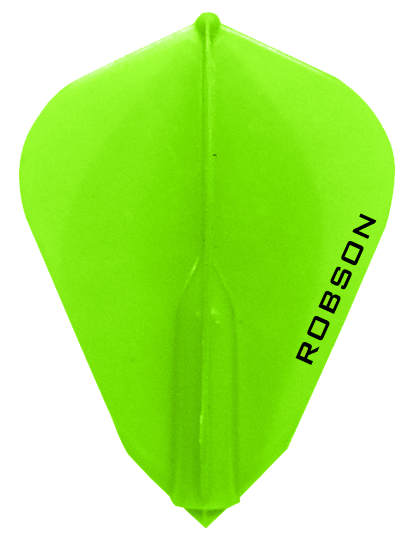 Robson Plus Flights F-Shape Green