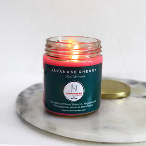 Cherry-Magnolias Soy candle (M)