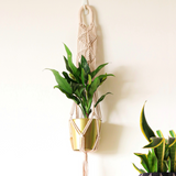 Pocket Macrame Hanger