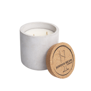 Cherry-Magnolias Soy candle (L)