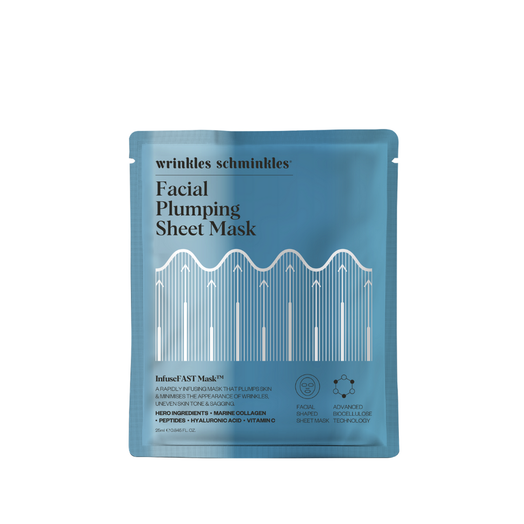 hydrating collagen sheet mask