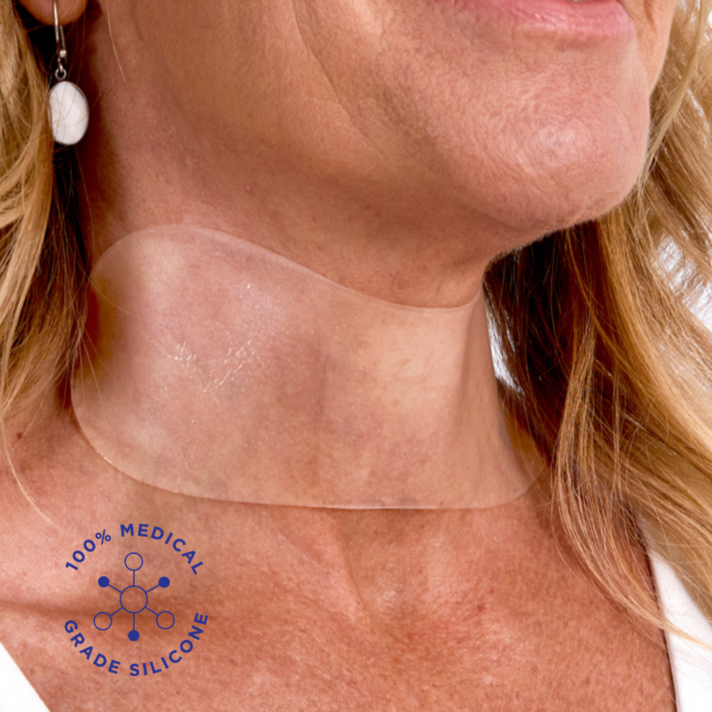 neck Wrinkle Patches for lines on neck