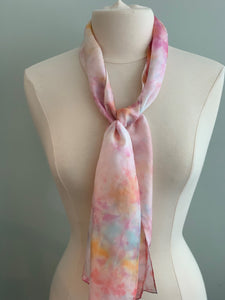 Small Silk Scarf  A159