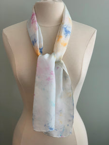 Small Silk Scarf  A161