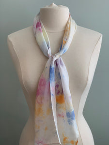 Small Silk Scarf  A162