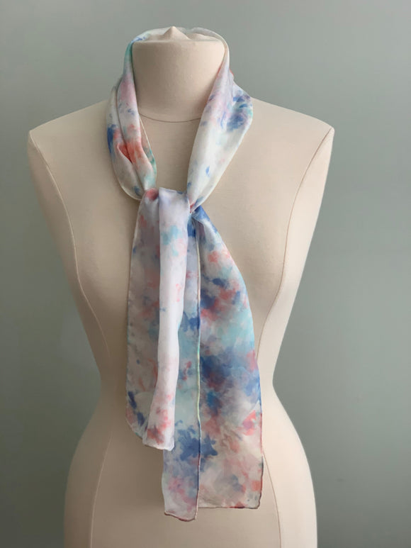 Small Silk Scarf  A170