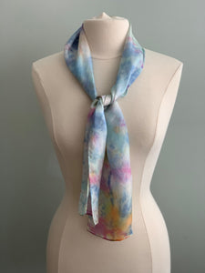 Small Silk Scarf  A177