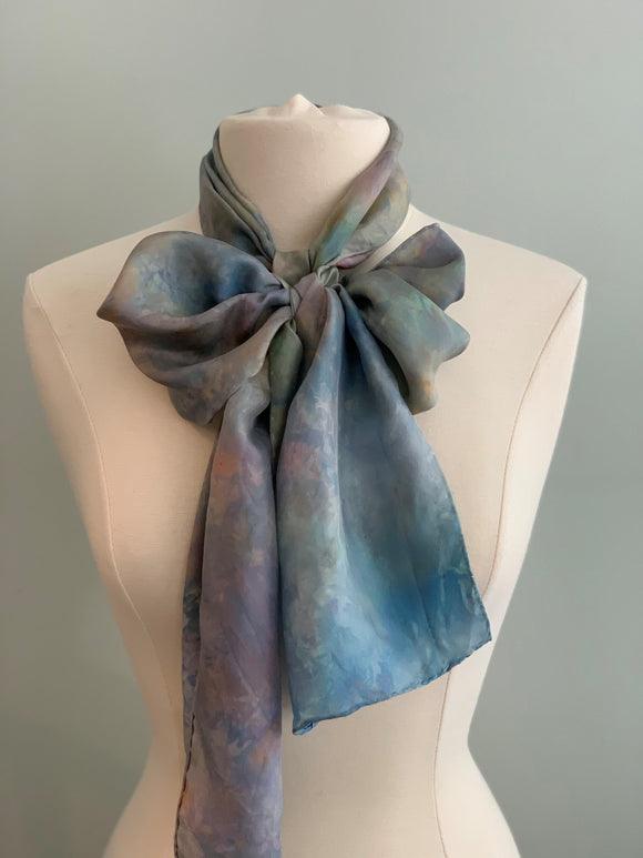Medium Silk Scarf B270