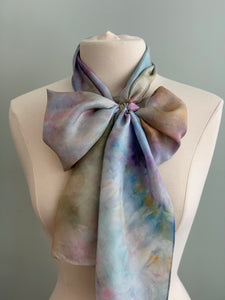 Medium Silk Scarf B276
