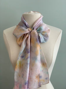 Medium Silk Scarf B278