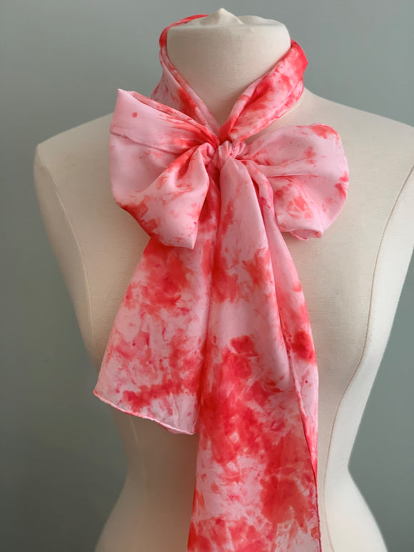 Medium Silk Scarf B279