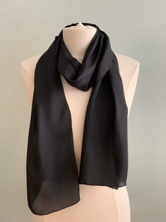 Large Silk Scarf C554