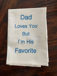 Dad Loves You