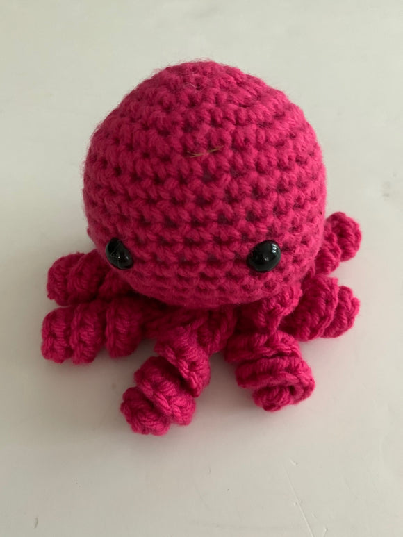 Octopus - Stuffed Pet