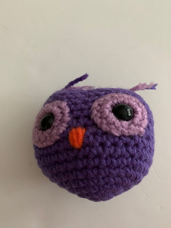 Owl - Stuffed Pet