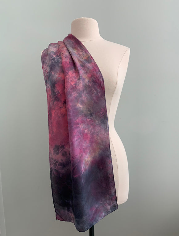 Large Silk Scarf C300