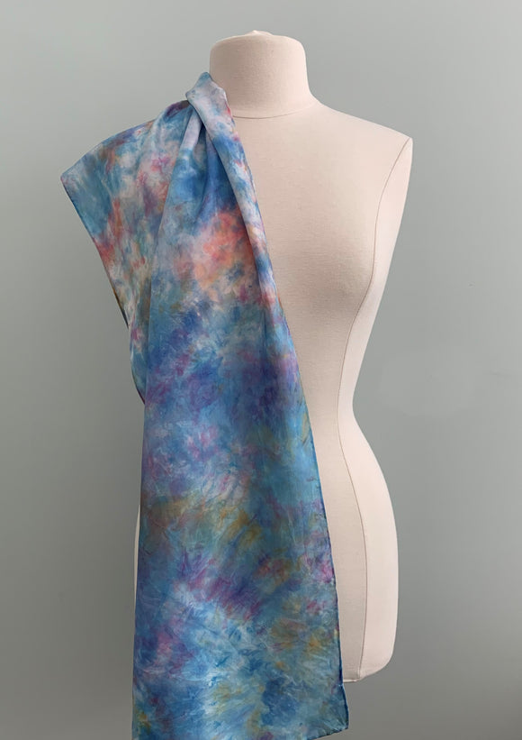 Large Silk Scarf C302
