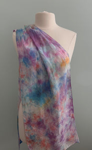 Large Silk Scarf C303