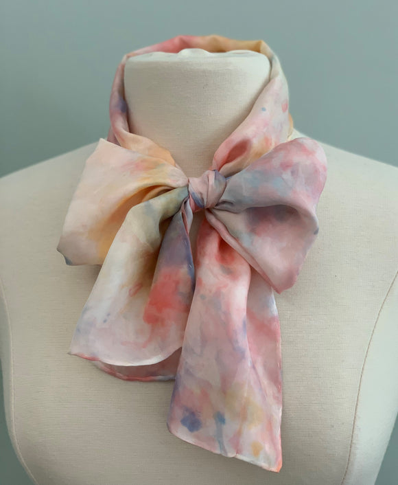 Small Silk Scarf A101